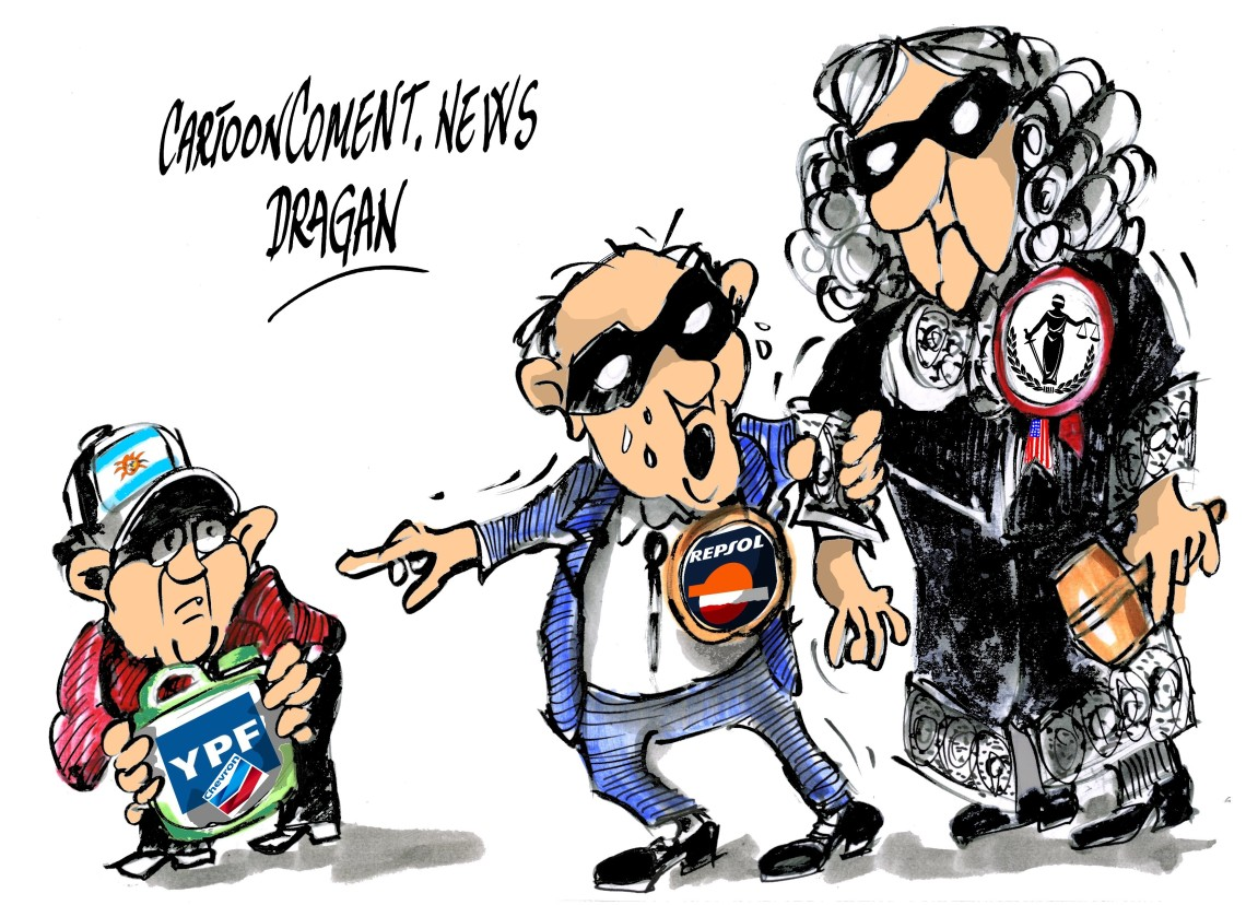 "Repsol-Chevron-YPF-""demanda"""
