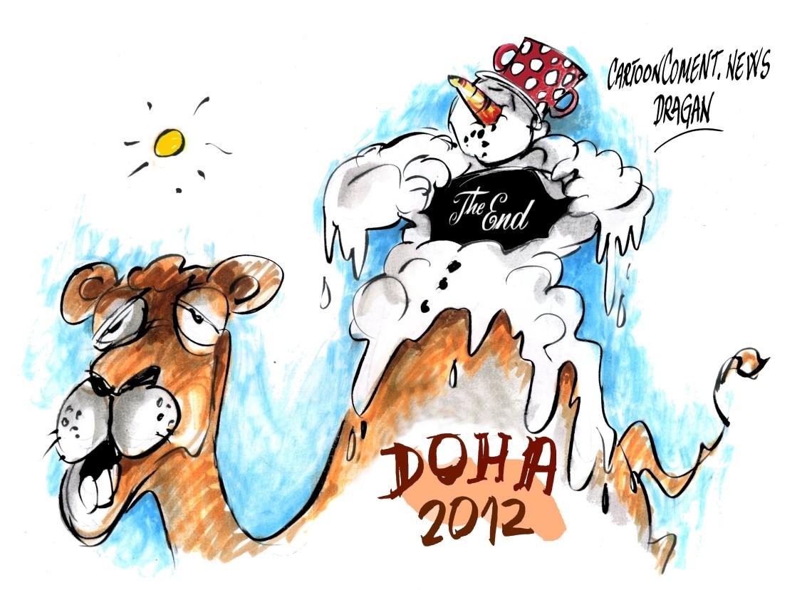 Cumbre Doha 2012