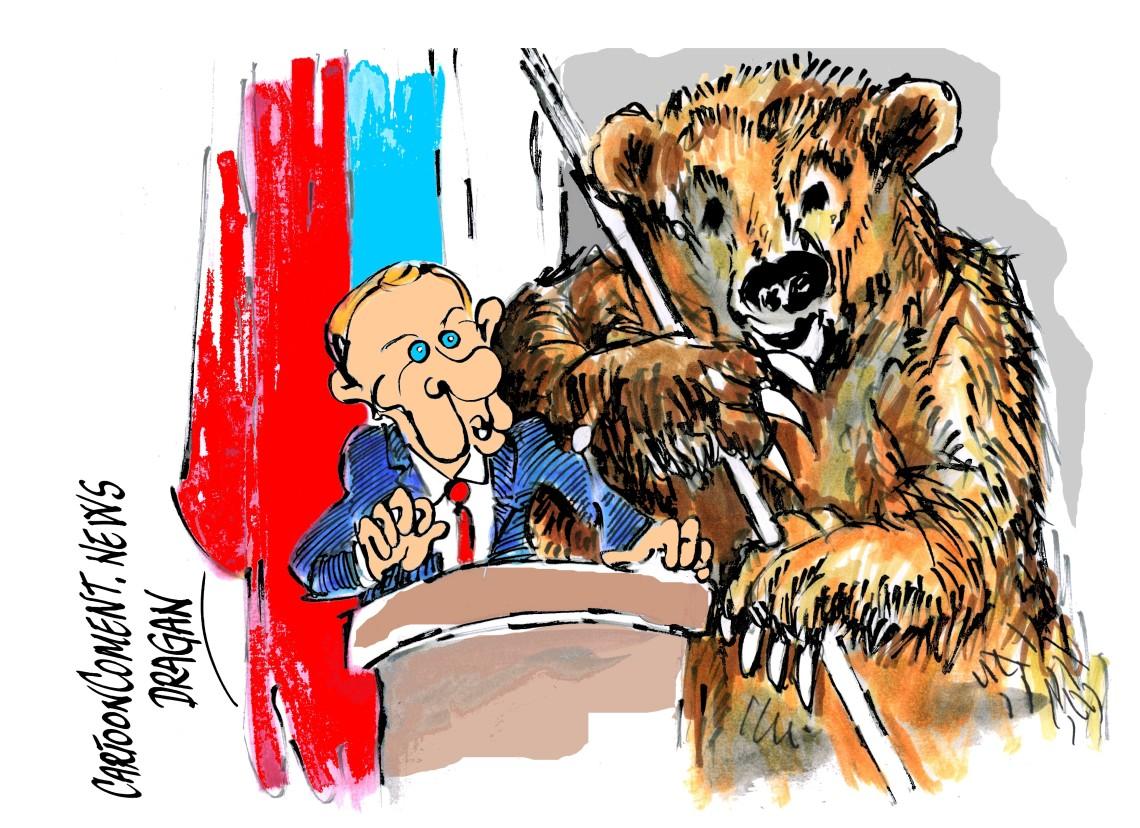"Vladímir Putin-"" fortalecimiento """