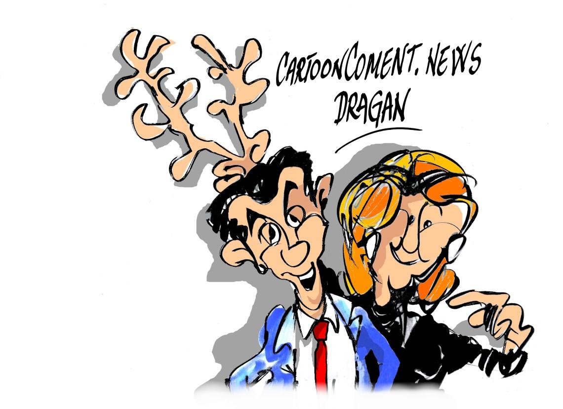 """Nicolas Sarkozy-Cecilia Attias-""""papel geopolítico"""""""