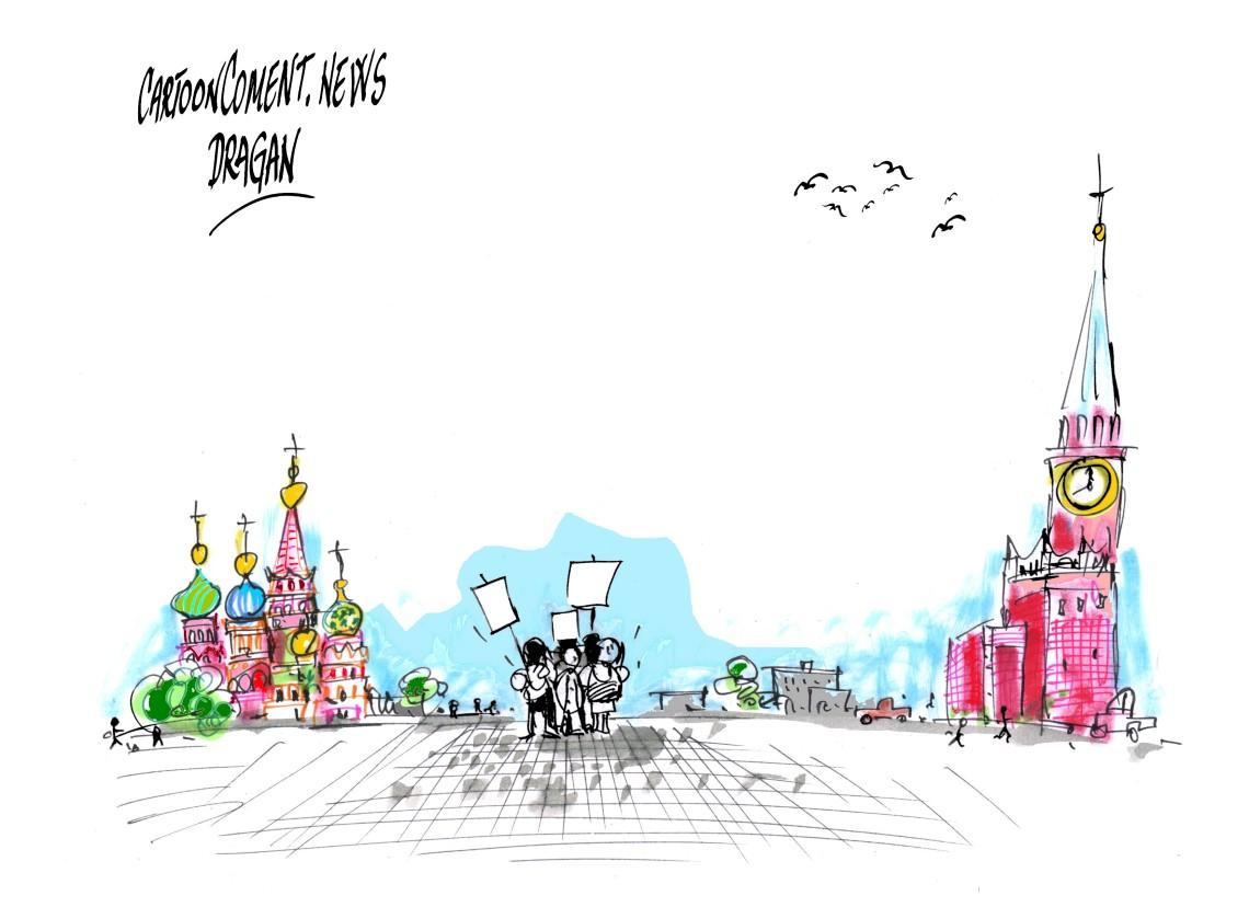 """Moscú-""""desafió al Kremlin"""""""