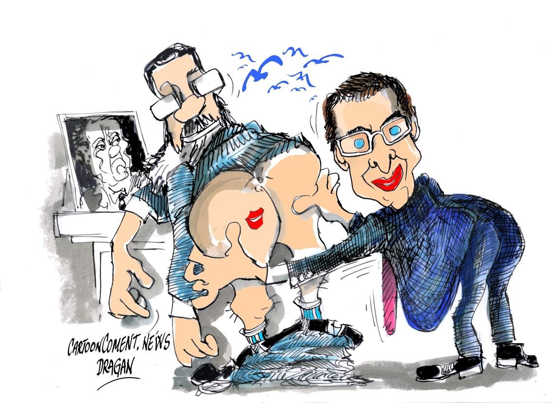 """Alberto Núñez Feijóo-Mariano Rajoy-""""cumpliendo con su deber"""""""