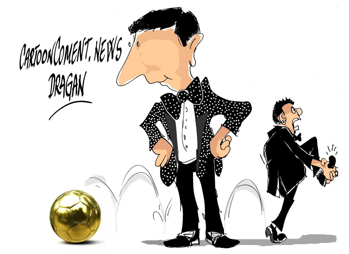 Balón de Oro-Leo Messi- Cristiano Ronaldo