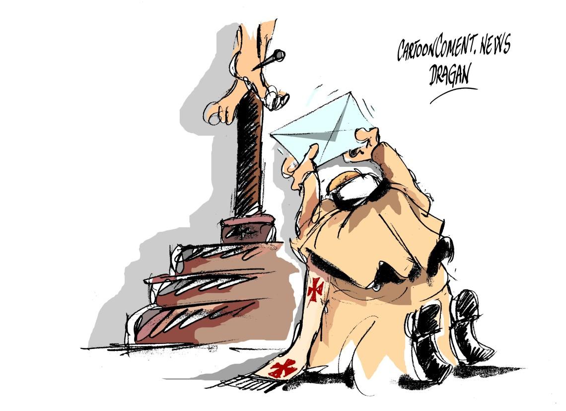 "Benedicto XVI-"" renuncia """