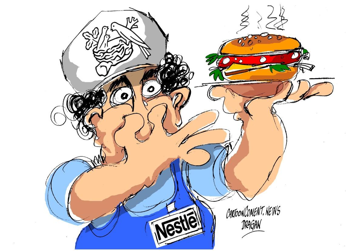 """Nestlé-""""fraude"""""""