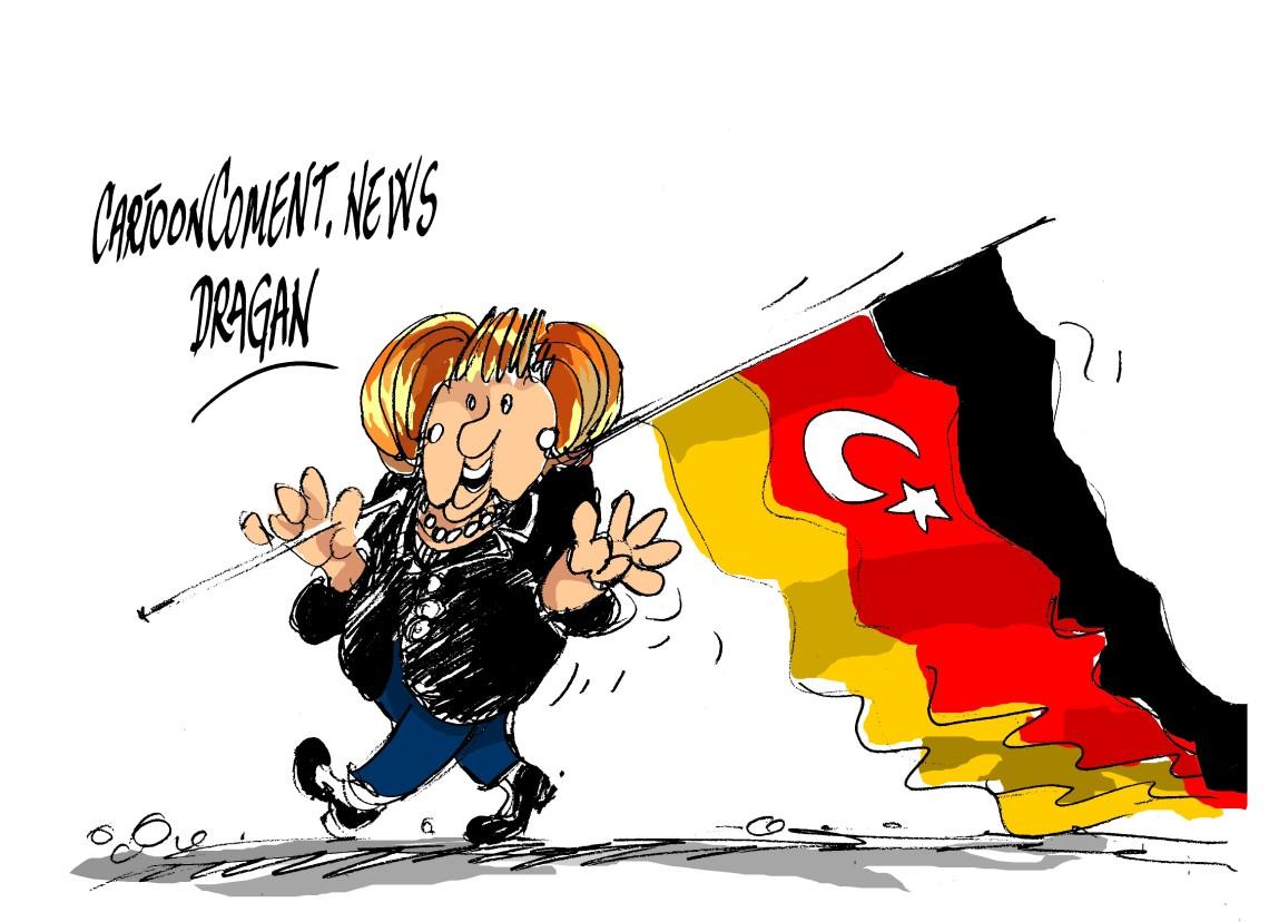 """Angela Merkel-""""adhesión"""""""