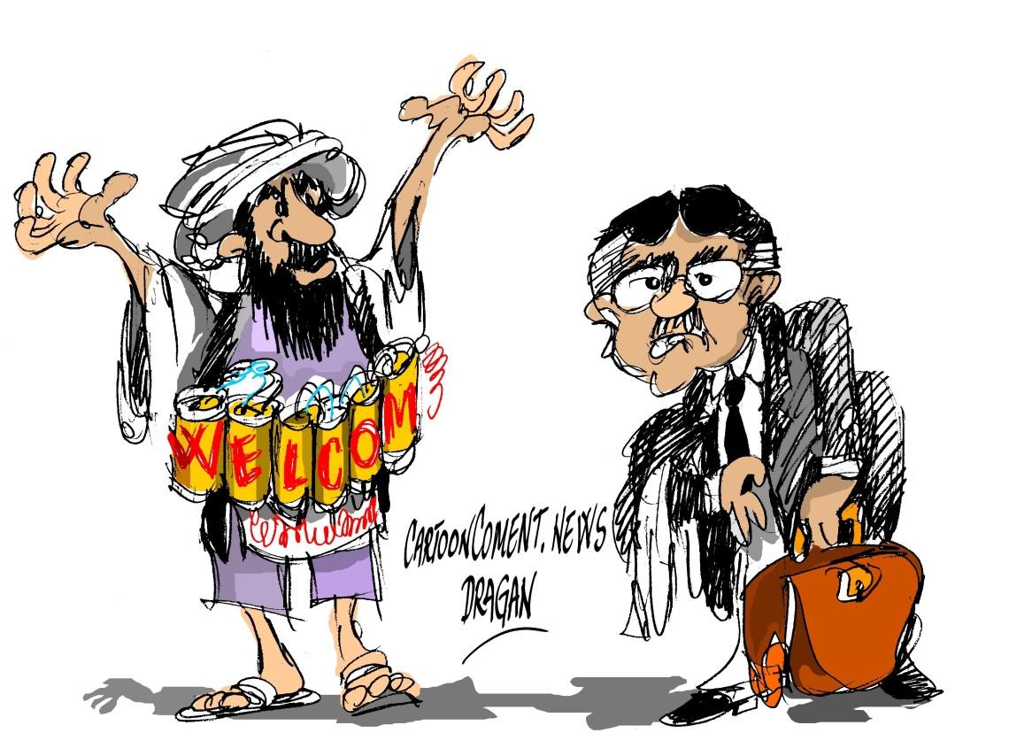 "Pervez Musharraf-""regreso"""