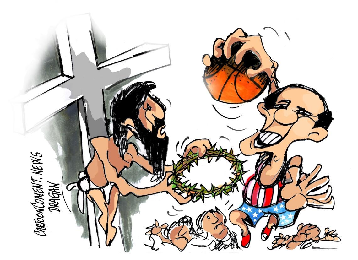"""Barak Obama-""""celebración de pascua"""""""