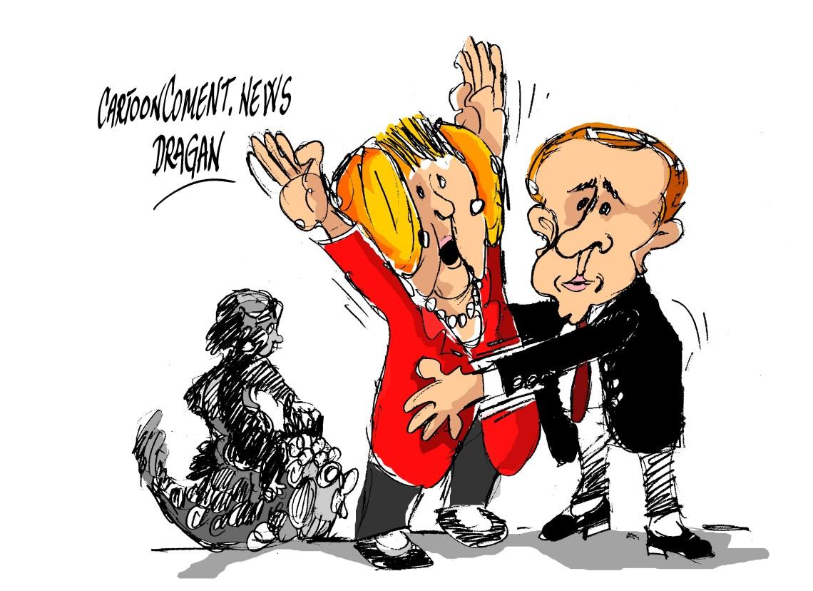 "Merkel-Putin-""registro"""