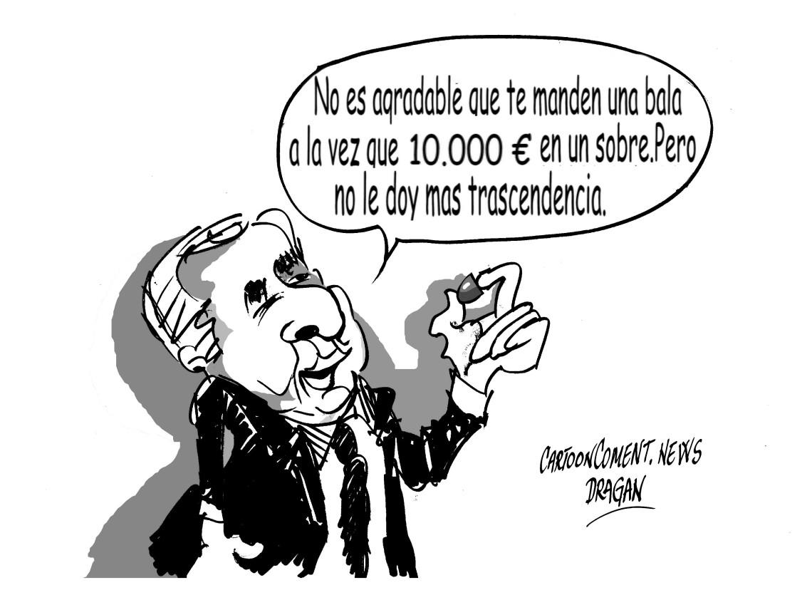 """Javier Arenas-""""sobre"""""""