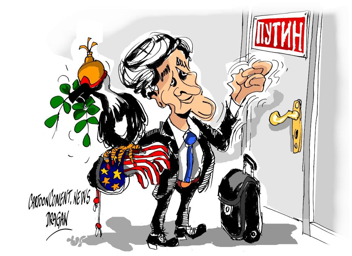 """John Kerry-""""PUTIN"""""""