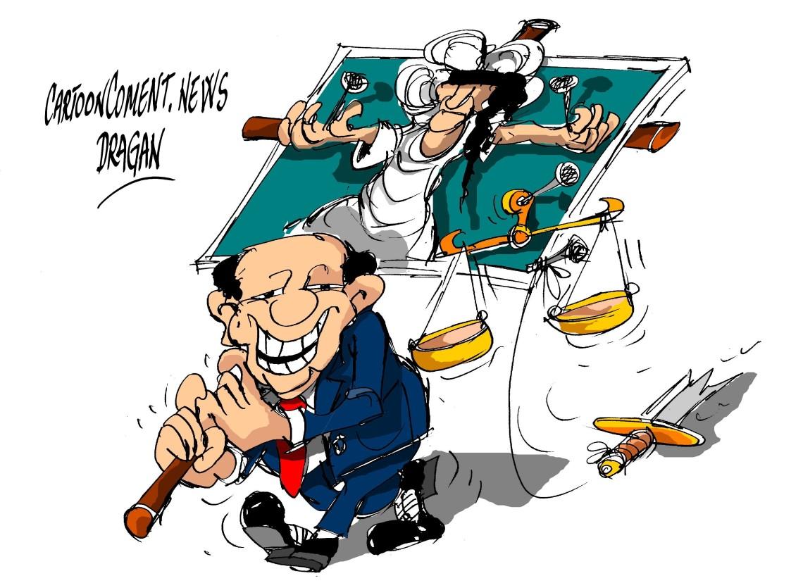 """Silvio Berlusconi-""""protesta callejera """""""