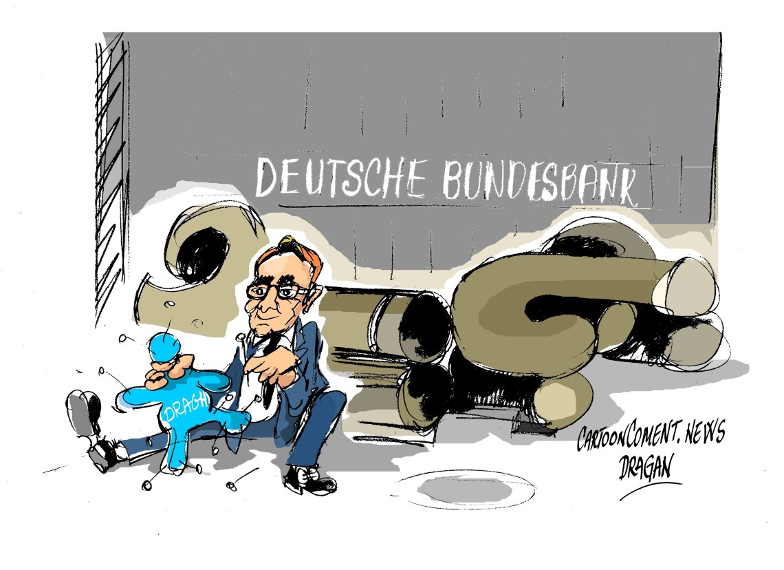 """Jens Weidmann-Draghi"""""""