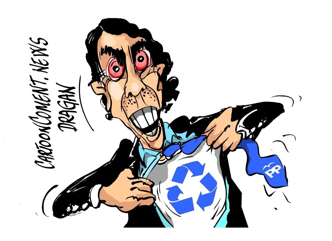 """José María Aznar-""""reciclaje"""""""