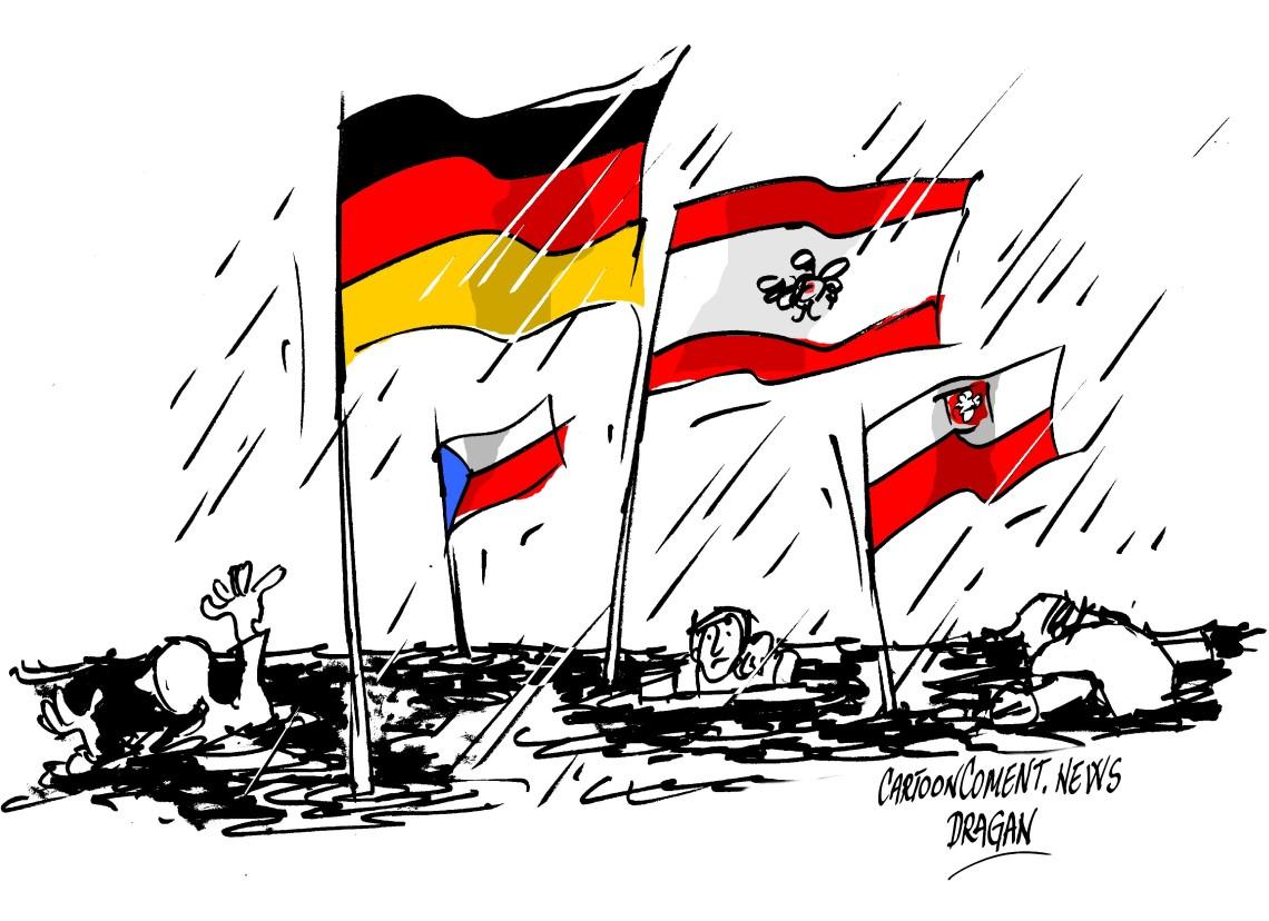 """Europa-""""inundaciones"""""""