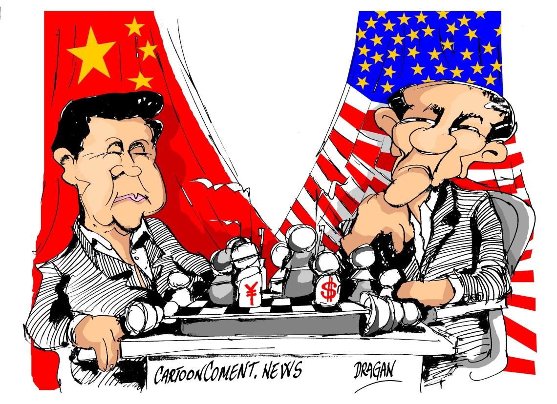Xi Jinping-Barack Obama