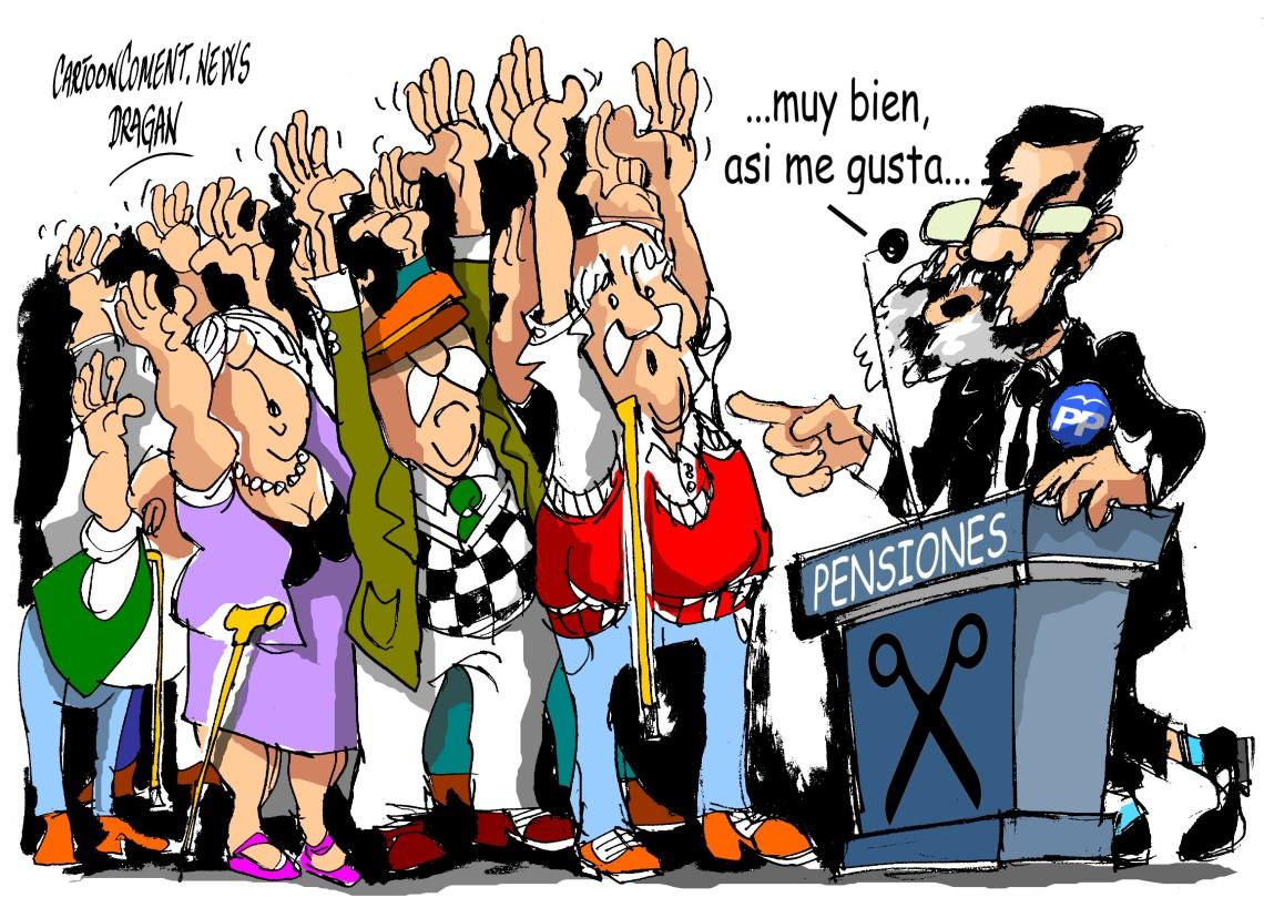 """Mariano Rajoy-""""tercera generación"""""""