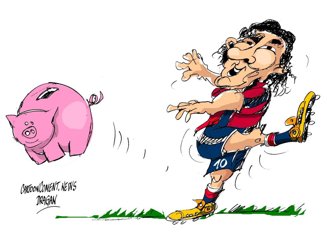 """Lionel Messi-""""fraude"""""""