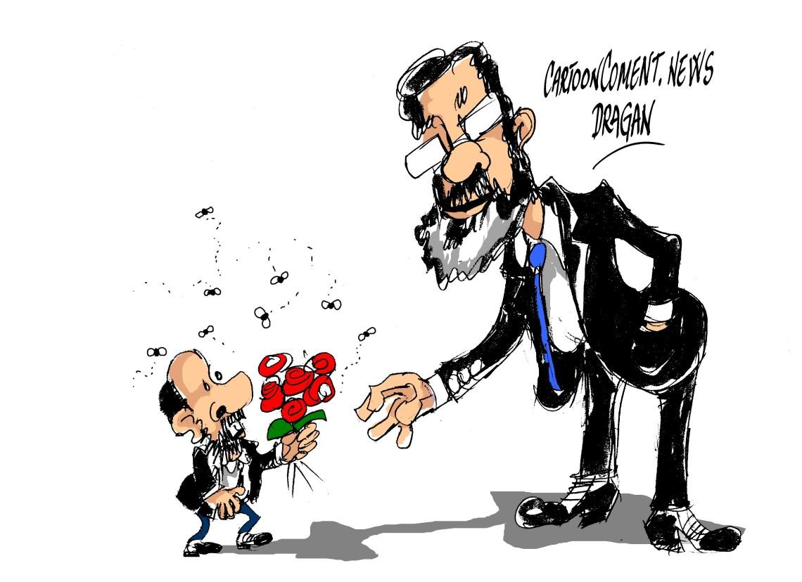 "Alfredo Pérez Rubalcaba- Mariano Rajoy-""La cita"""