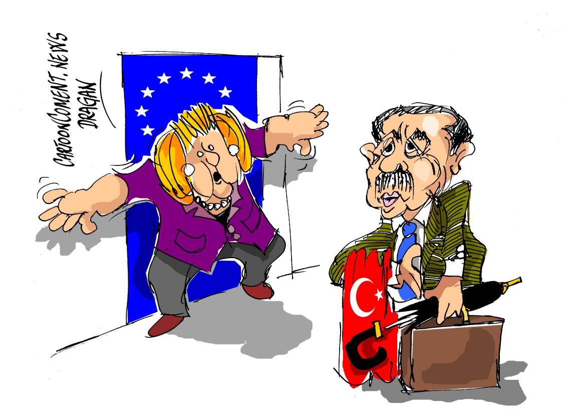"""Alemania-Turquia-""""bloqueo"""""""
