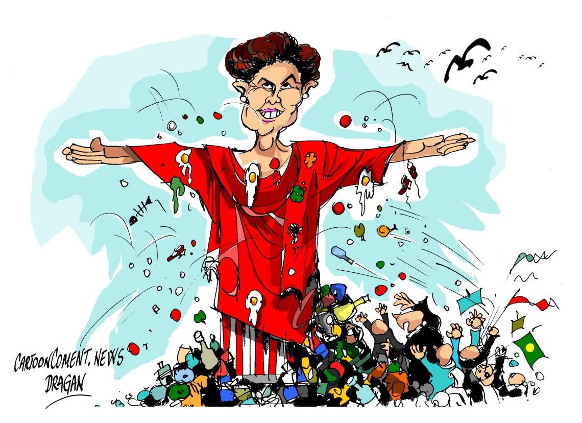 """Dilma Rousseff-"""" las voces de la calle"""""""