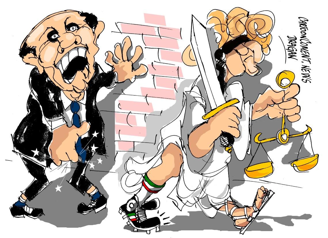 """Silvio Berlusconi-""""condena"""""""