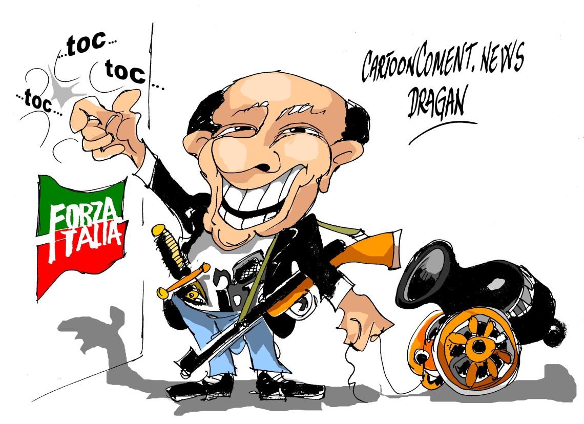 """Silvio Berlusconi-""""regreso"""""""