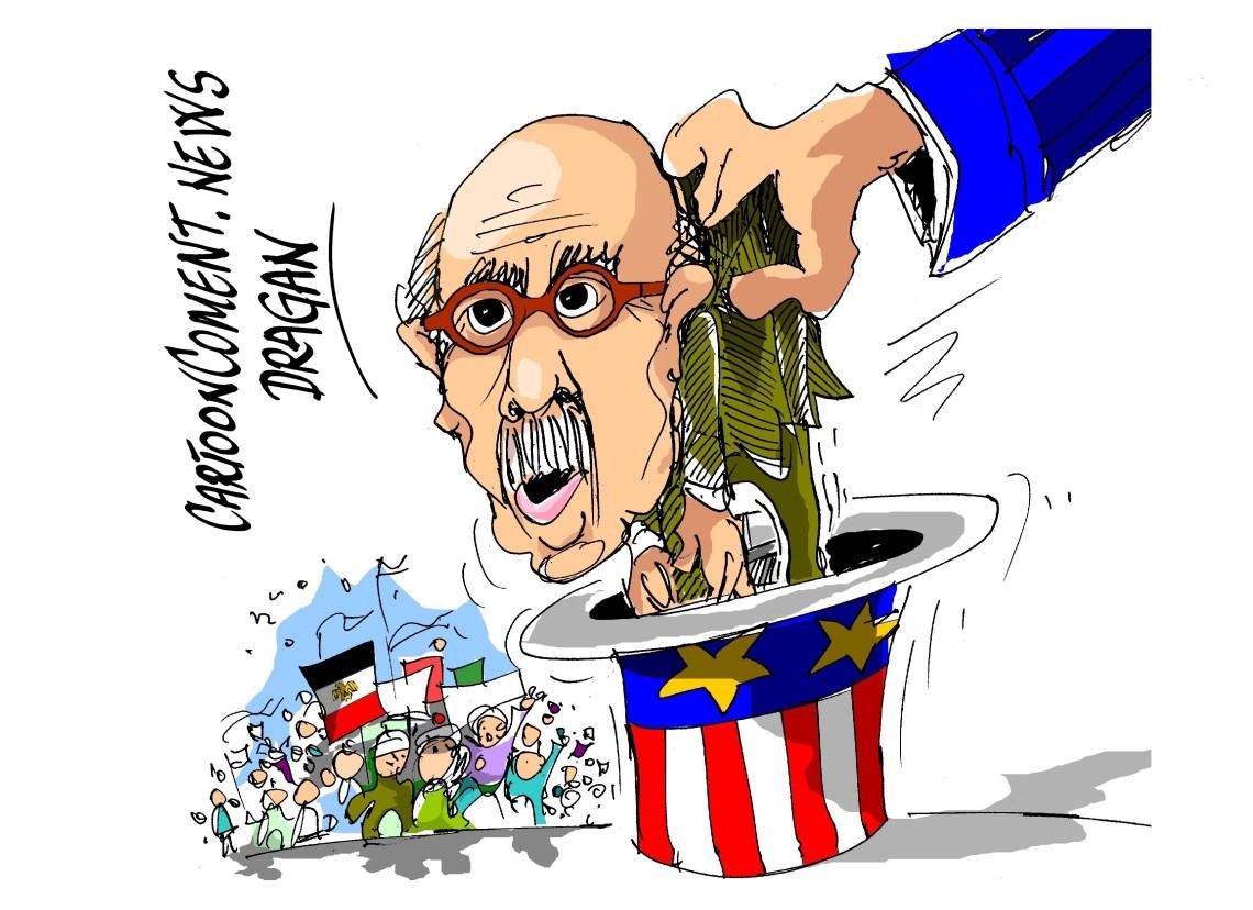 """El Baradei-""""deliberando"""""""