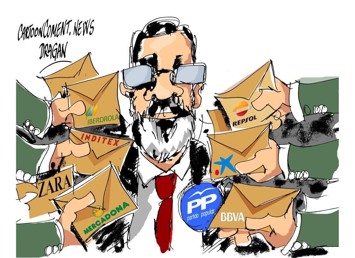 """Mariano Rajoy- """"apoyo unánime"""""""