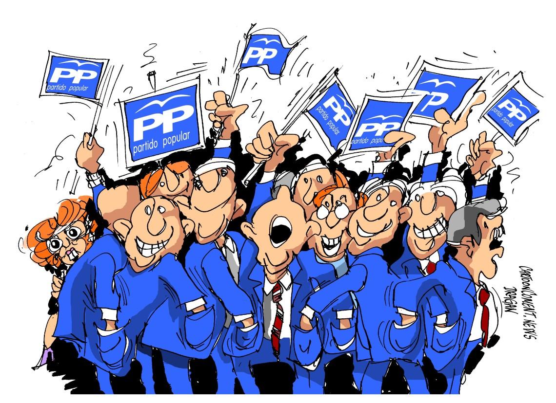 """Partido Popular-""""PP-desesperación"""""""