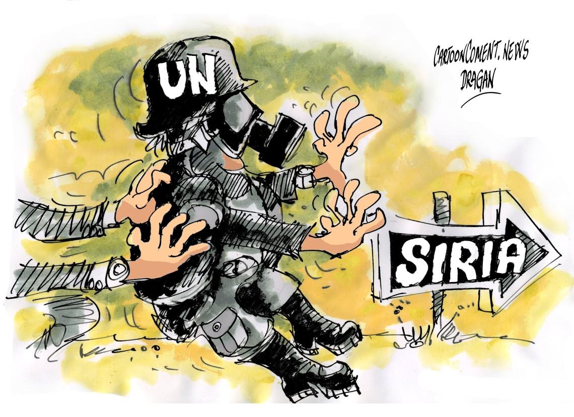 ONU -regreso a Siria