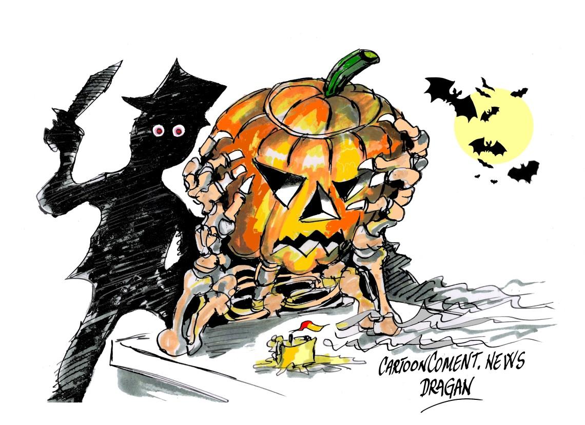 """El """"Día de Halloween"""""""