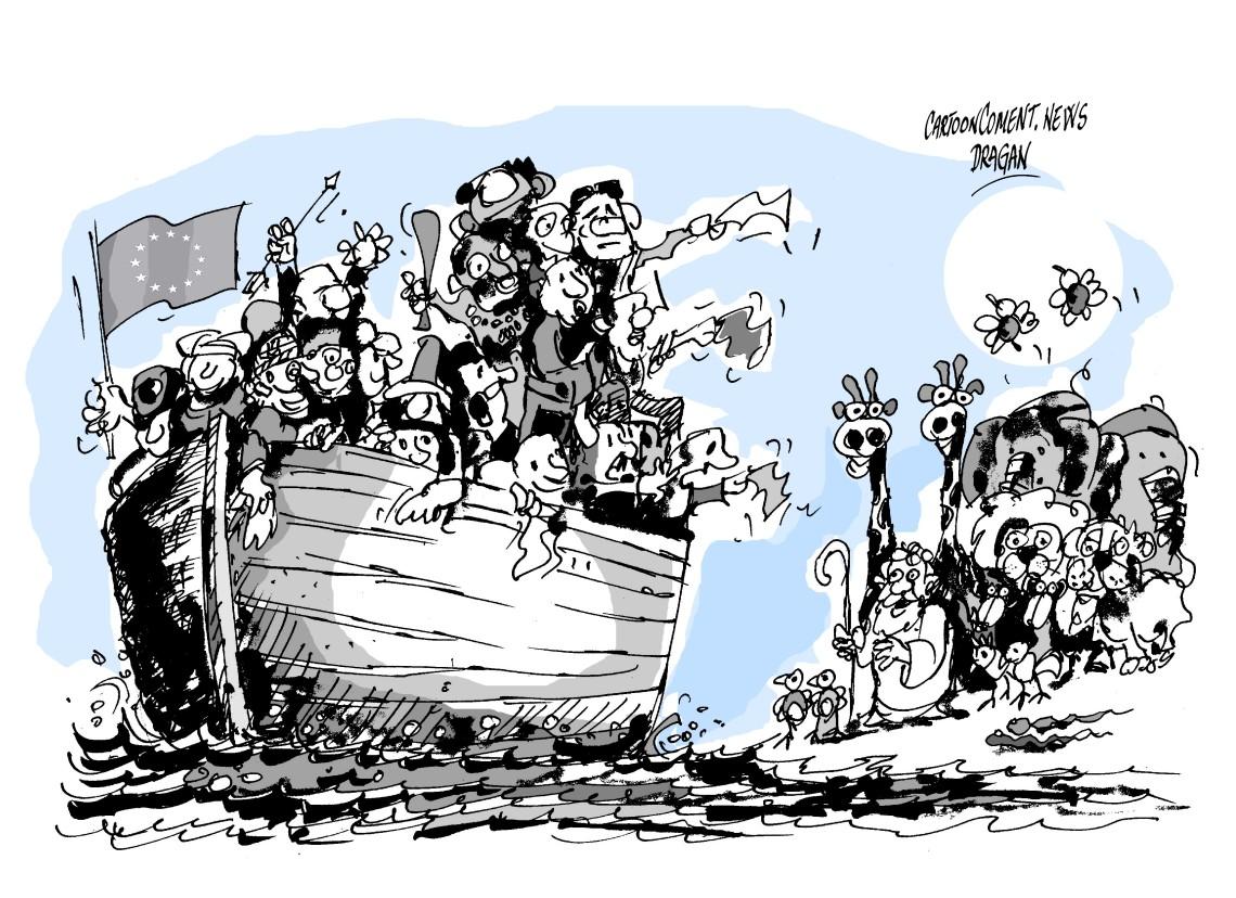 """UE-""""Las pateras"""""""