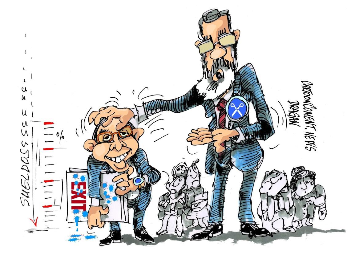 "Mariano Rajoy-""gran ministro"""