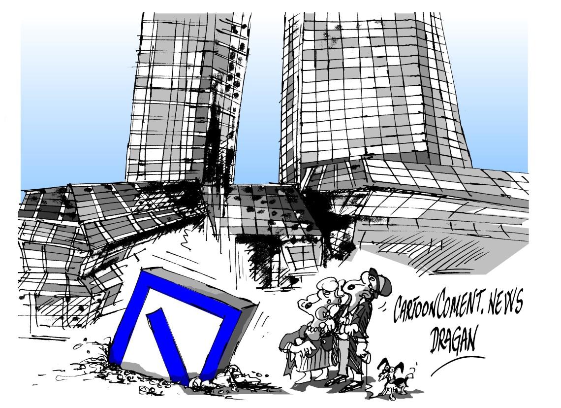 """Deutsche Bank-""""caída"""""""