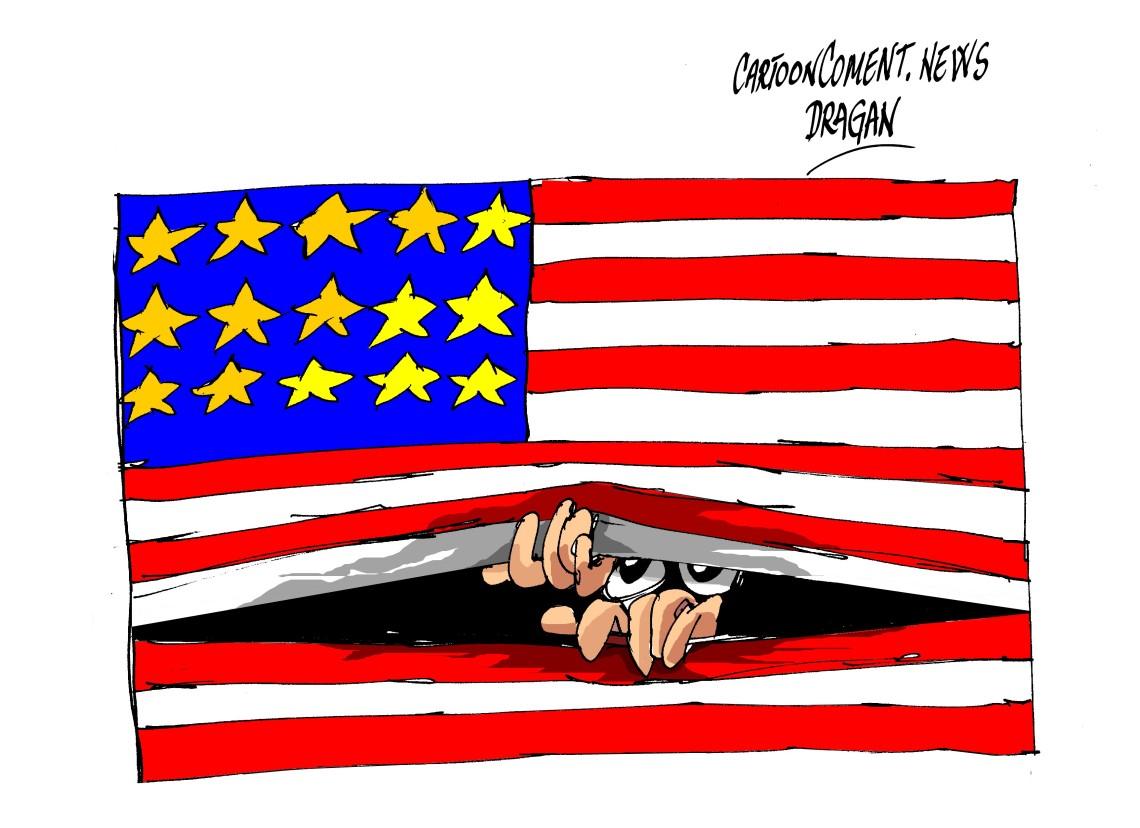 "Estados Unidos-""escándalo"""