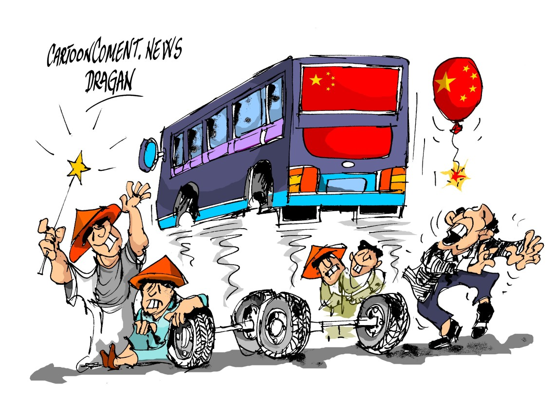 "China-""autobús de Taiyuan"""