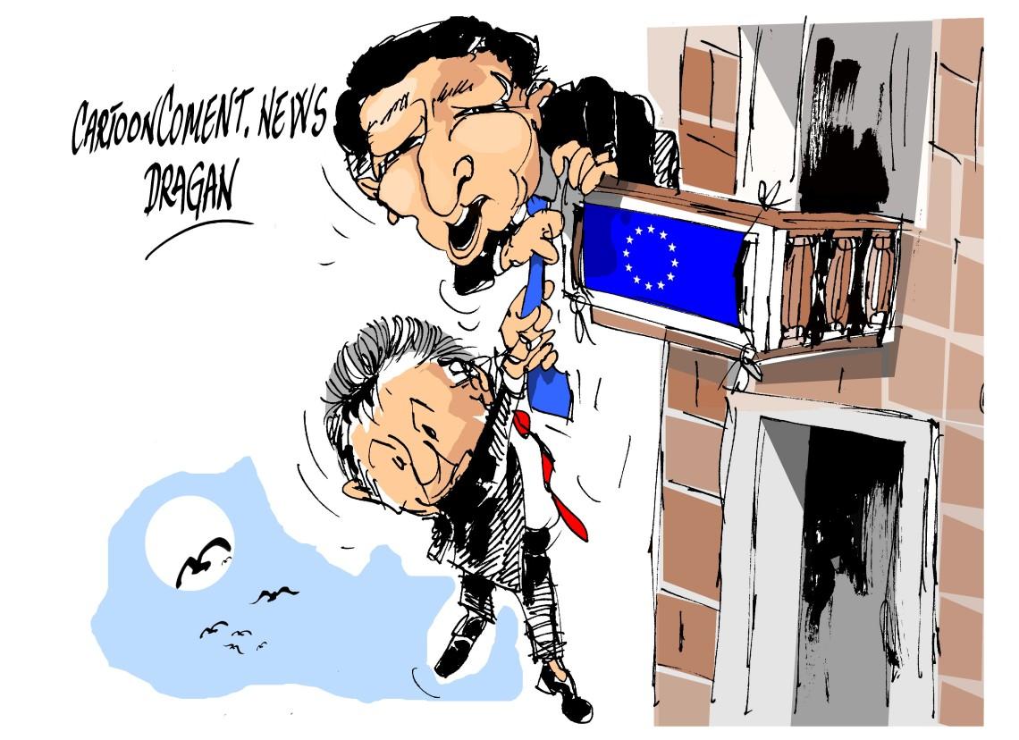 José Manuel Barroso- Karel de Gucht