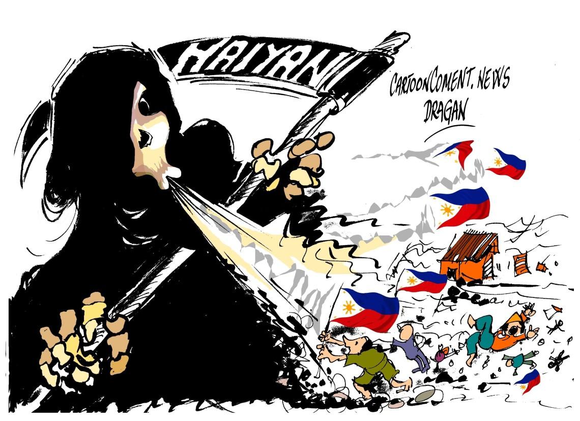 """Filipinas-""""Haiyan"""""""
