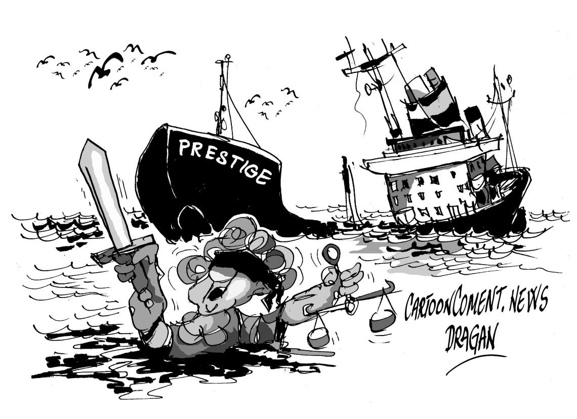 """Prestige-""""justicia"""""""
