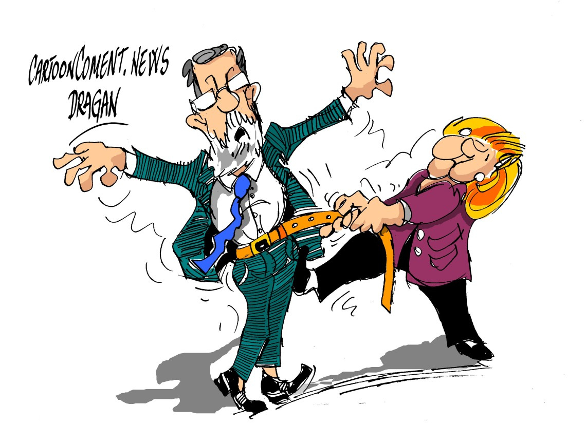 """Mariano Rajoy-Angela Merkel-"""" tendencia"""""""