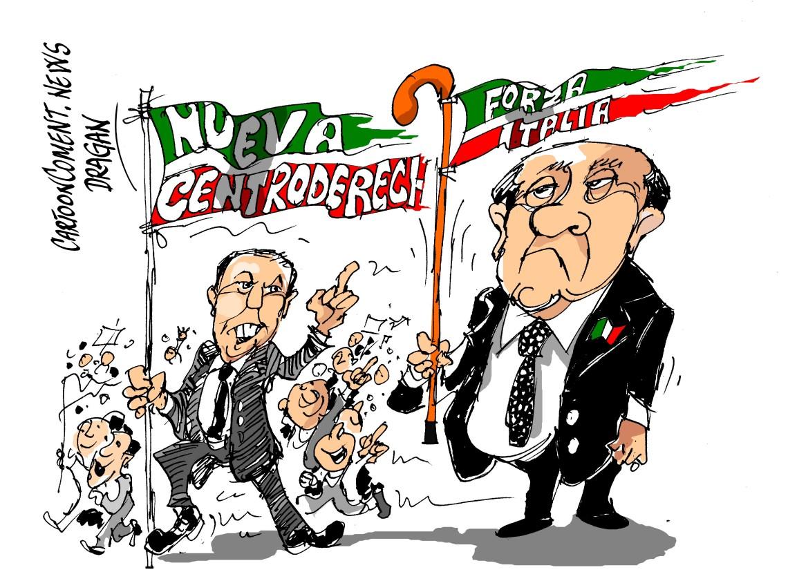 Silvio Berlusconi-Angelino Alfano