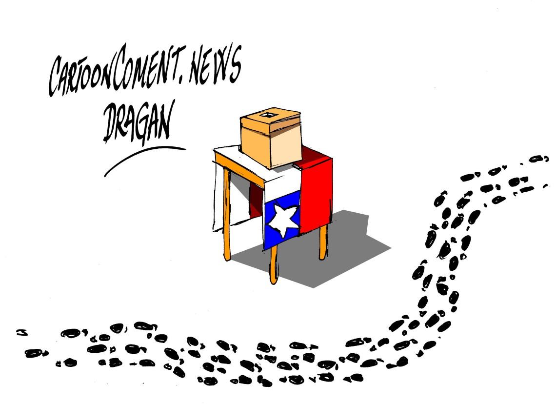 """Chile-""""Miedo a la abstención"""""""