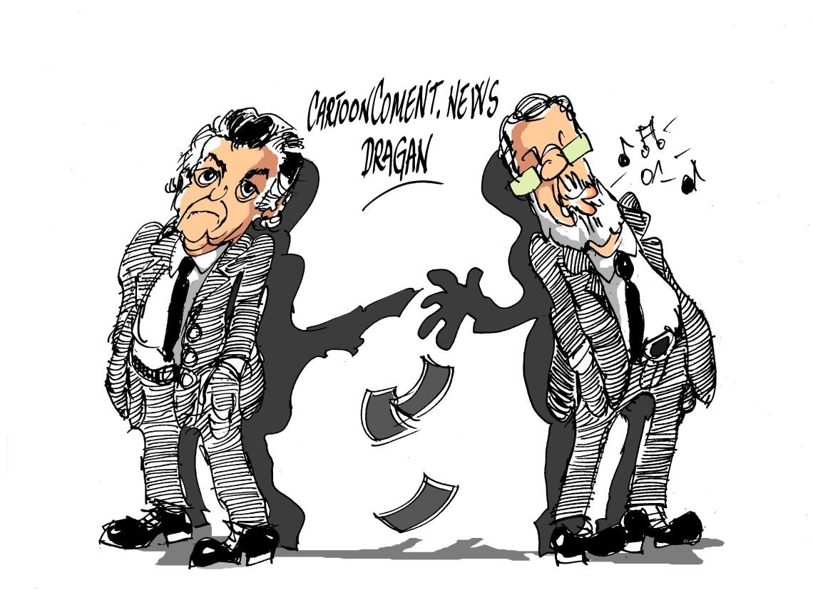 """Luis Barcenas-Mariano Rajoy-""""sombra"""""""