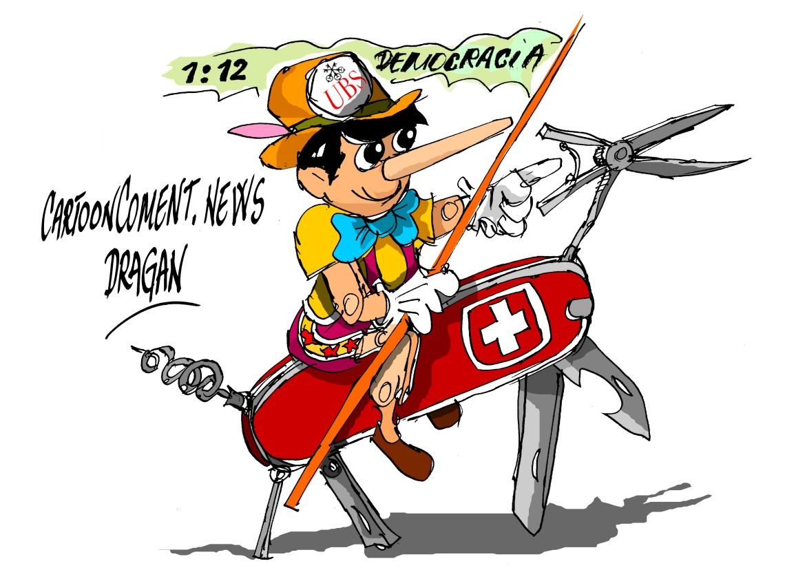"Suiza-"" iniciativa 1:12 """