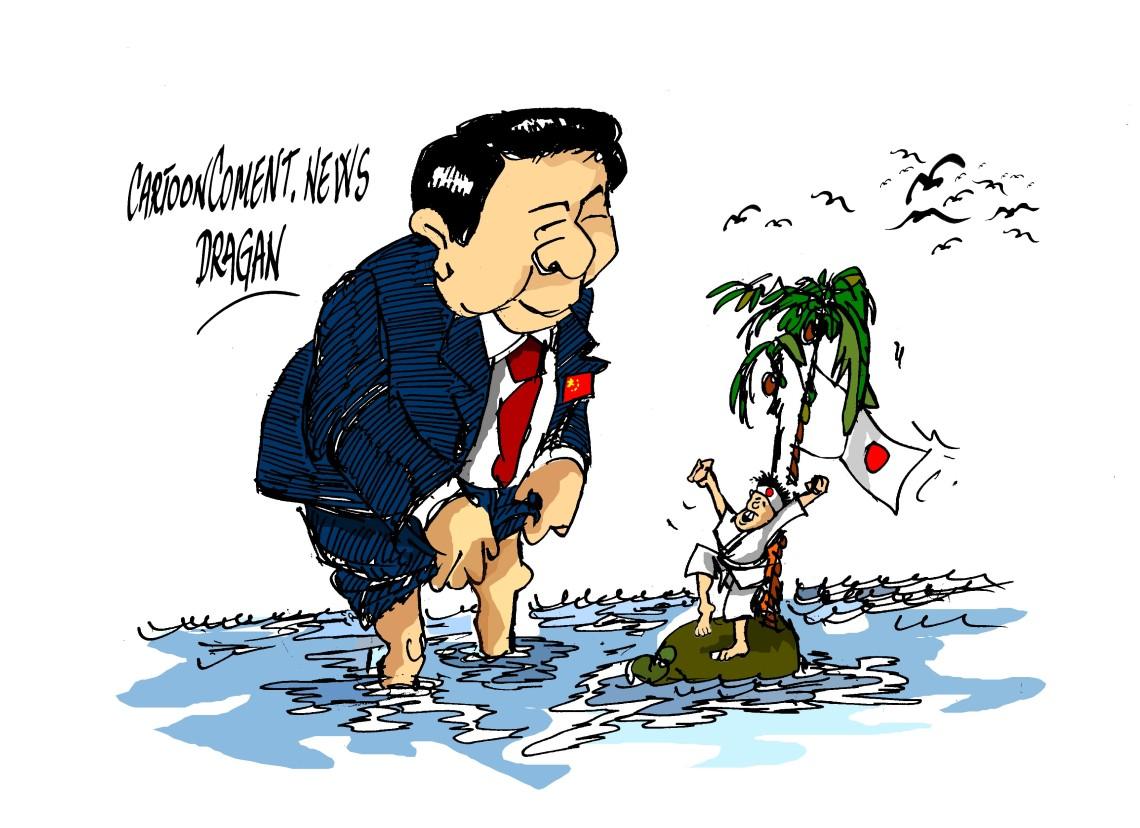 "China-Japón""Senkaku/Diaoyu"""