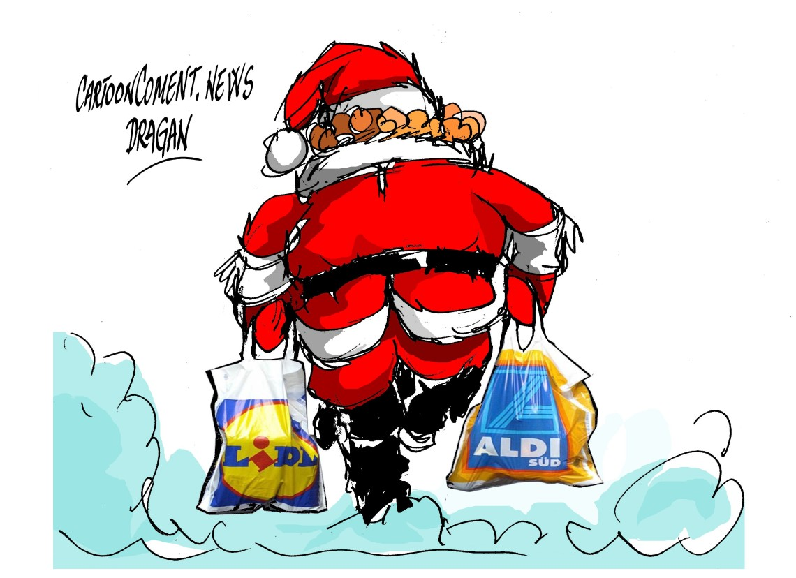 """Navidad-""""supermercados"""""""