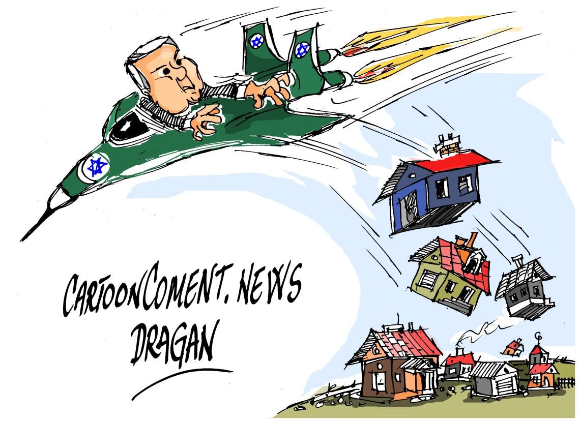 """Benjamín Netanyahu-""""colonias"""""""