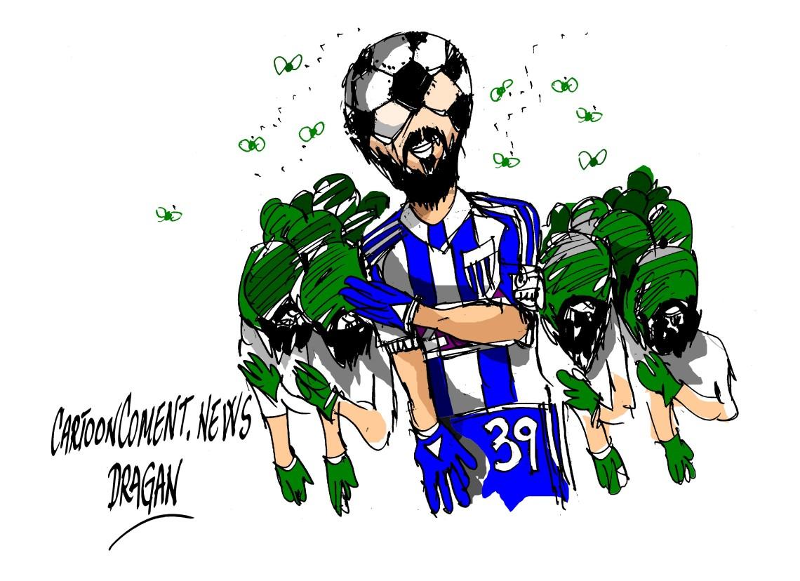 """Nicolas Anelka-""""el gesto"""""""