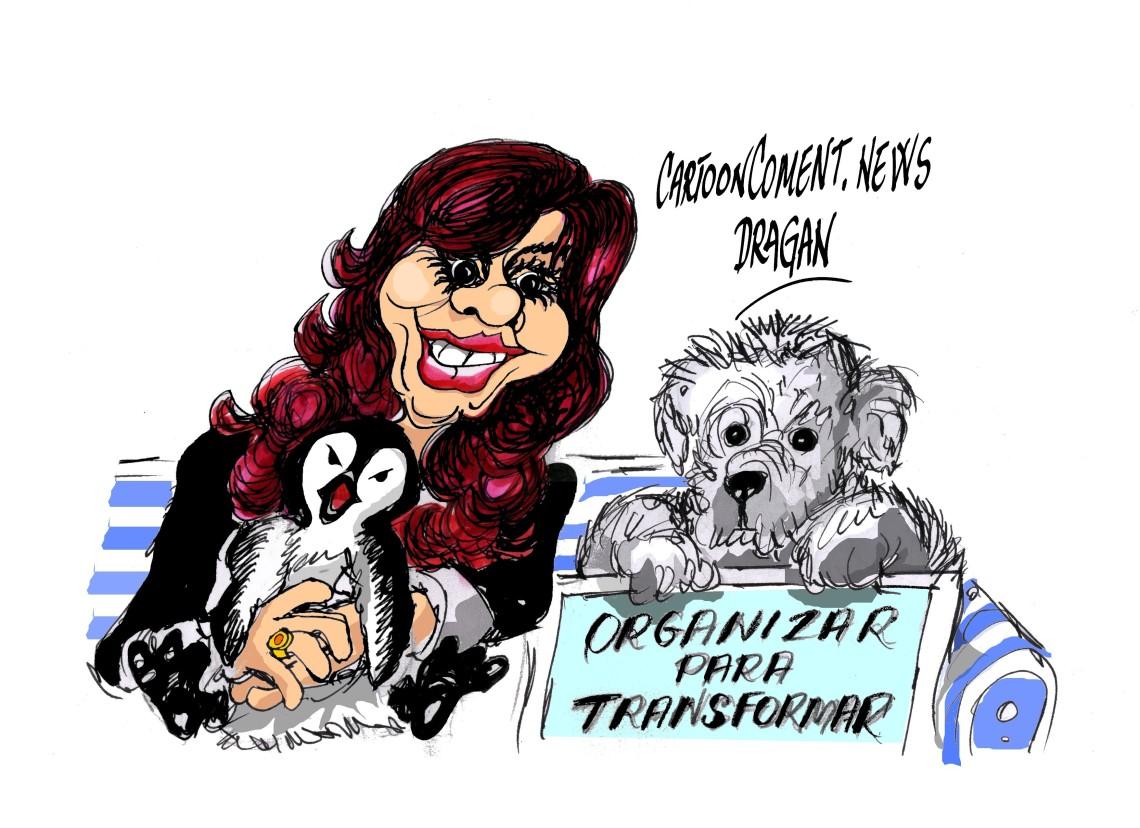 "Cristina Fernández de Kirchner-""Simón"""